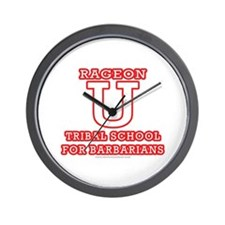 Rageon University Wall Clock