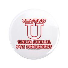 "Rageon University 3.5"" Button (100 pack)"
