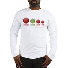 Scott Designs unique Long Sleeve T-Shirt