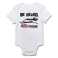 Be Heard Infant Bodysuit