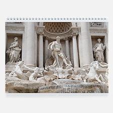 Splendor of Italy Wall Calendar