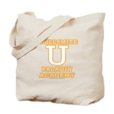Iwillsmite University Tote Bag