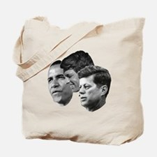 Obama - Kennedy (JFK, RFK) Tote Bag