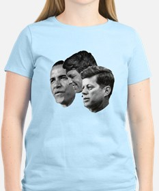 Obama - Kennedy (JFK, RFK) T-Shirt