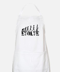 Unicycle Unicycling Unicyclist BBQ Apron