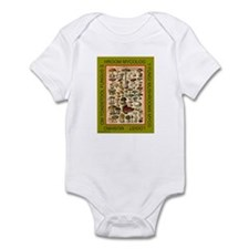 MYCOLOGIST Infant Bodysuit
