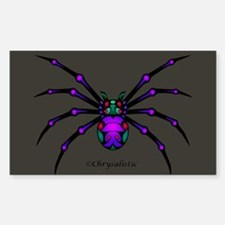 Tomb Spider Rectangle Decal