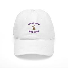 Rabbit turn yr back (ASPCA) Baseball Cap