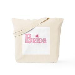 Dressed Up Bride Tote Bag