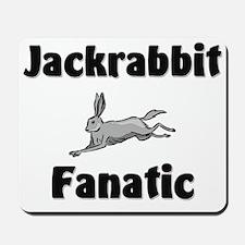 Jackrabbit Fanatic Mousepad