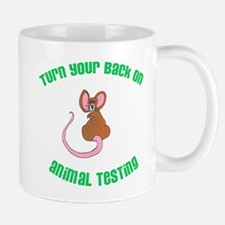 Rat turn yr back (ASPCA) Mug