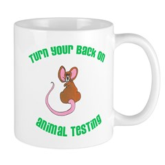 Rat turn yr back (ASPCA) Mug