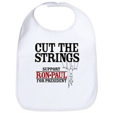 Cut The Strings Bib