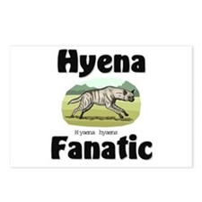 Hyena Fanatic Postcards (Package of 8)
