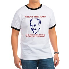 Who is this Man? Ron Paul T