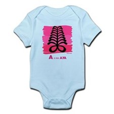 A is for Aya Infant Bodysuit