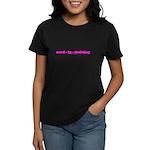 Nerd In Training T Women's Dark T-Shirt