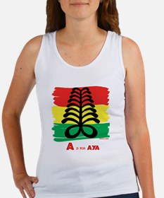 A is for Aya Women's Tank Top