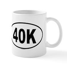 40K Mug