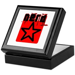 Nerd Star T Keepsake Box