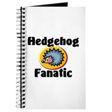 Hedgehog Fanatic Journal