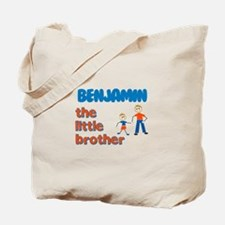 Benjamin - The Little Brother Tote Bag