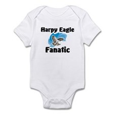 Harpy Eagle Fanatic Infant Bodysuit