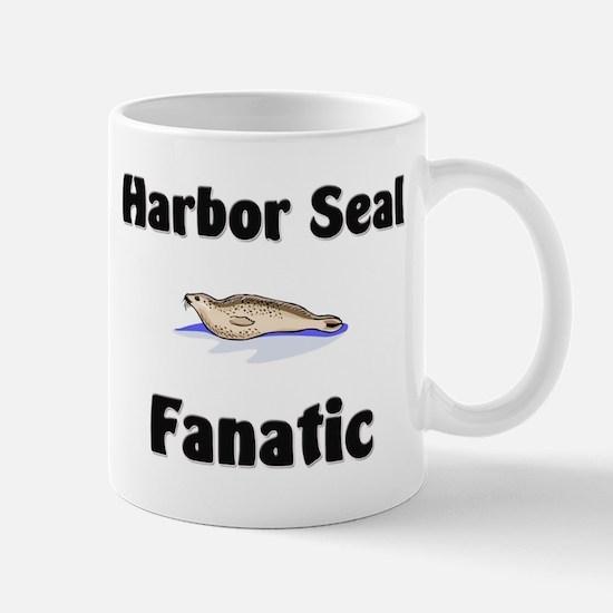 Harbor Seal Fanatic Mug