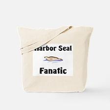 Harbor Seal Fanatic Tote Bag