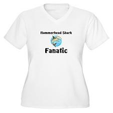 Hammerhead Shark Fanatic T-Shirt