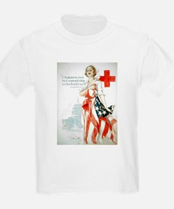 Red Cross Comradeship T-Shirt