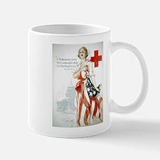 Red Cross Comradeship Mug