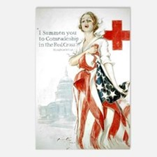 Red Cross Comradeship Postcards (Package of 8)