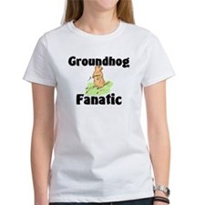 Groundhog Fanatic Tee