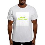 Pie R Not Square Light T-Shirt