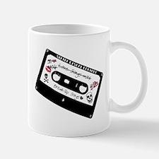 Love Songs Mix Tape Mug