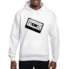 Love Songs Mix Tape Hoodie