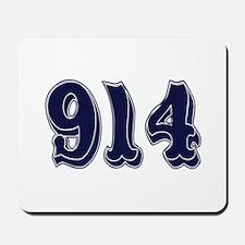 914 Mousepad