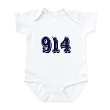 914 Infant Bodysuit
