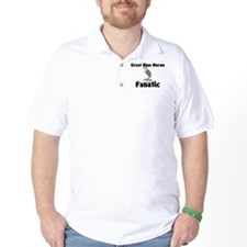 Great Blue Heron Fanatic T-Shirt