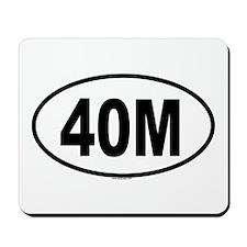 40M Mousepad