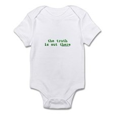 The Truth Is Out There Infant Bodysuit