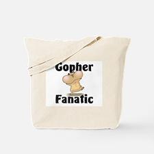 Gopher Fanatic Tote Bag