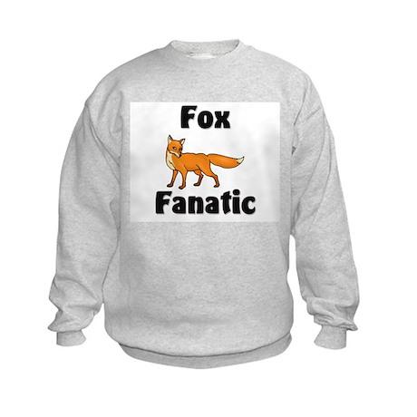 Fox Fanatic Kids Sweatshirt