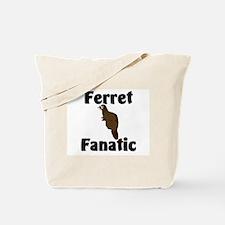 Ferret Fanatic Tote Bag