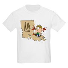 Louisiana Kids T-Shirt