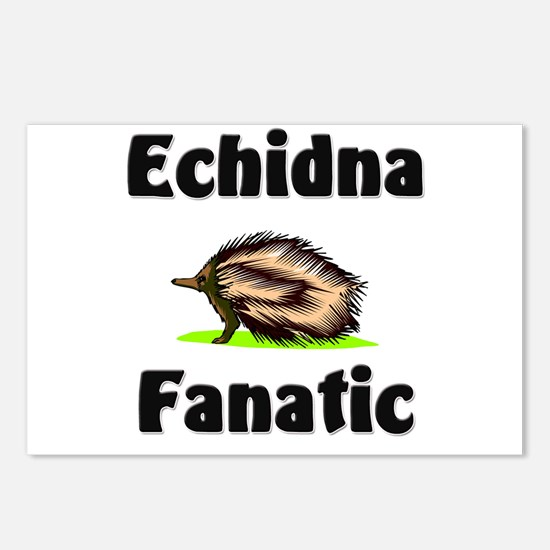 Echidna Fanatic Postcards (Package of 8)