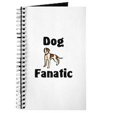 Dog Fanatic Journal