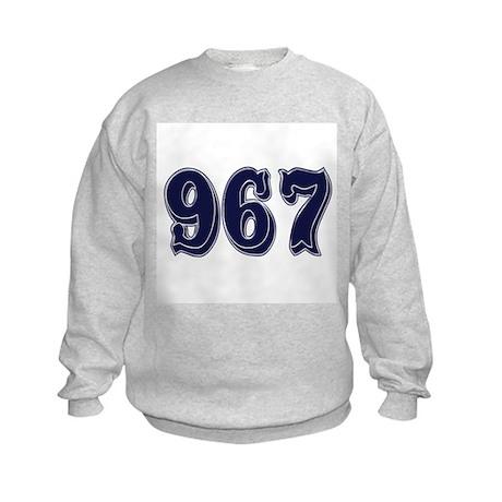 967 Kids Sweatshirt