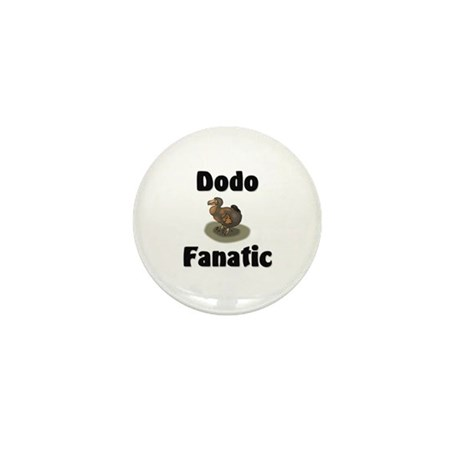 Dodo Fanatic Mini Button